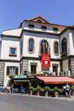 City hall. Piazza San Antonio. Sorrento. Italy stock photos