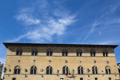 City hall of Pistoia Royalty Free Stock Images