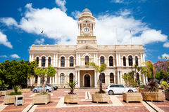 City hall of Port Elizabeth royalty free stock photos