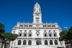 The City Hall of Porto Royalty Free Stock Image