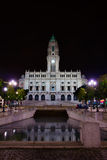 City hall of Porto, Portugal Royalty Free Stock Photo