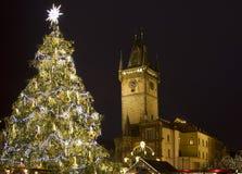 City hall of Prague  Stock Photography