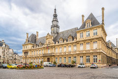 City hall in Reims Stock Images