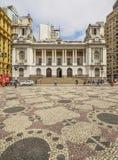City Hall in Rio de Janeiro Stock Photos