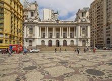 City Hall in Rio de Janeiro Stock Images