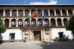 City hall of Ronda Stock Image