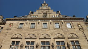 City Hall Rotterdam. The city Hall of Rotterdam taken in August 2014 Royalty Free Stock Image