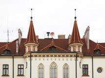 City hall in Rzeszow. Poland Stock Image