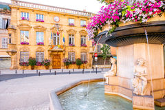 City hall in Salon-de-Provence Royalty Free Stock Photos
