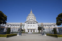City Hall, San Francisco Royalty Free Stock Photo