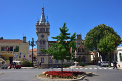 City hall in Sintra, Portugal Royalty Free Stock Image
