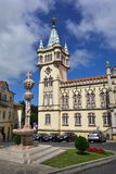 City hall in Sintra, Portugal Stock Photos