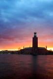 City Hall Stockholm Stock Image