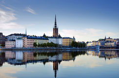 The city hall, Stockholm Royalty Free Stock Image