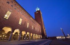 City Hall Stockholm Stock Photos
