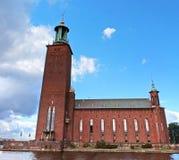 City Hall, Stockholm Stock Photos
