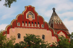 City Hall in Subotica Stock Photos