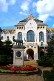 City Hall in Targu Mures County Stock Photo