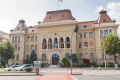 City Hall of Targu Mures Stock Images