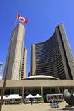 City Hall Toronto Canada Stock Photography