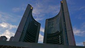 City Hall Toronto Canada Royalty Free Stock Photography