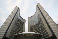City Hall, Toronto Stock Photography