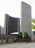 City Hall, Toronto Royalty Free Stock Photos