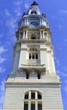 City Hall Tower, Philadelphia, Commonwealth of Pennsylvania Royalty Free Stock Photos