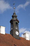 City Hall Tower, Tartu Stock Photography