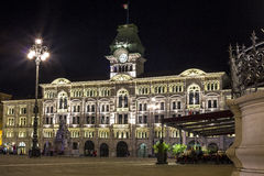 Free City Hall, Trieste, Italy Royalty Free Stock Photo - 60654705