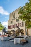 City hall in Vaduz Stock Photo