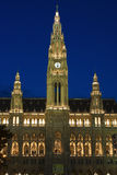 City hall in Vienna Stock Photo