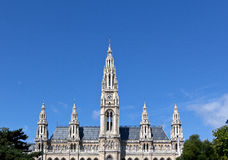 City hall Vienna, Austria Royalty Free Stock Photo