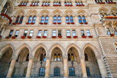 The City Hall of Vienna Royalty Free Stock Images