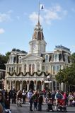 City Hall in Walt Disney World Royalty Free Stock Images