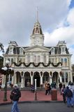 City Hall in Walt Disney World Royalty Free Stock Photo