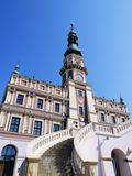 City Hall in Zamosc Royalty Free Stock Images