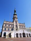 City Hall in Zamosc Stock Images