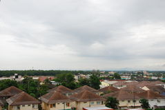 City of Hatyai thailand Royalty Free Stock Photos