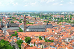 City of Heidelberg. Germany Stock Photo