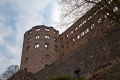 The city of Heidelberg in Germany. Fragments. The city of Heidelberg in Germany, Fragments stock image
