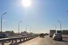 City highway Stock Photos