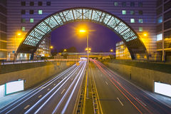 city highway inner Στοκ φωτογραφία με δικαίωμα ελεύθερης χρήσης