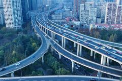 City Highway stock footage
