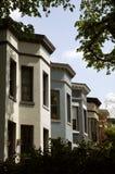 City Homes Royalty Free Stock Photo