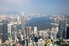 City of Hong Kong Stock Photography
