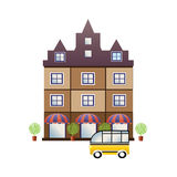 City house Royalty Free Stock Photography