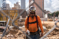 City of Houston Stock Photo