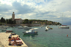City Hvar Stock Photos