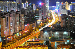 City Interchange Stock Photo
